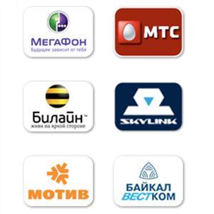 Операторы сотовой связи Невельска
