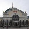 Железнодорожные вокзалы в Невельске