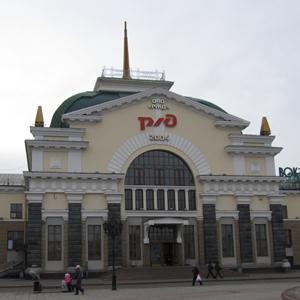 Железнодорожные вокзалы Невельска