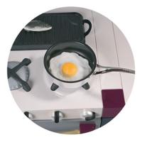 Кафе Бермудский Треугольник - иконка «кухня» в Невельске